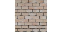 Фасадная плитка HAUBERK в Ульяновске Камень Травертин